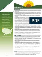 Washington Agriculture