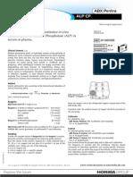 Enzymes p400 En