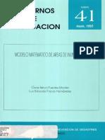MOELO  MATEMATICO DE AREAS DE INUNDACIÓN.pdf