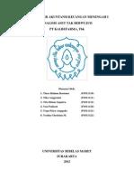 Tugas Akhir Akuntansi Keuangan Menengah i