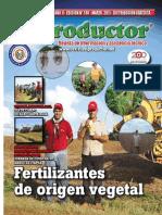 EL PRODUCTOR REVISTA - AÑO 11 - 130 - MARZO 2011 - PARAGUAY - PORTALGUARANI