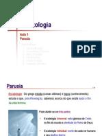 Escatologia-1-parusia.ppt