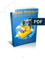Max Impact E Mail