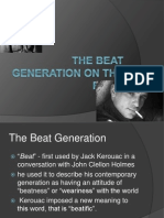 The Beat Generation on the Road