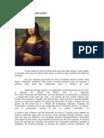 O que tem a Mona Lisa.docx