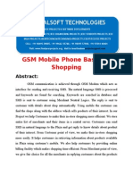 IEEE 2014 DOTNET MOBILE COMPUTING PROJECT GSM Mobile Phone Based Message Display System
