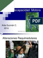 Discapacidad Motora  2014 amp..ppt