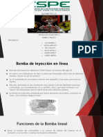 bomba lineal  .ppt