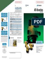 Alam Survey - Automatic Level Topcon AT-B2, B3, B4 - 082119696710