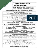 PUSAT BIMBINGAN DAN KAUNSELING 2015.doc