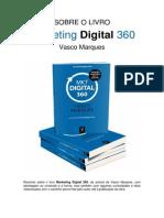 Sobre o livro Marketing Digital 360