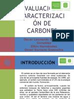 exposicion piro Evaluación y caracterización de carbones.pptx