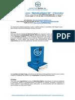 PR Lançamento livro Marketing Digital 360