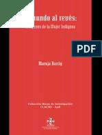 Maruja Barrig El mundo al reves Imagenes de la mujer indigena Coleccion Becas de investigacion CLACSO-Asdi Spanish Edition  2001.pdf