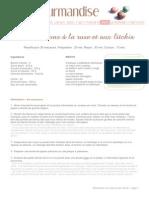 macarons a larose et aux litchis.pdf