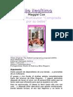 Cox, Maggie - Hijo ilegítimo - 1º Comprada por su bebe.doc