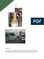 Masini folosite in industria alimentara