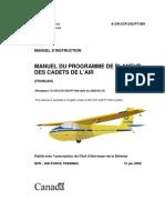 Manuel Du Programme de Planeur