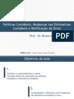 Políticas Contábeis, Estimativas e Erros.pdf