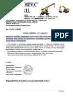 Cerere Oferta Cordon Bentonitic-Atraldi-27.10.2014