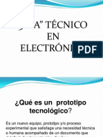 METODOLOGIA ELECTRONICA