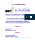 Qué es la Imagen Secretarial.docx