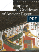 Gods and Goddesses of Ancient Egypt | Ancient Egyptian