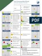 ESCalendar 2014-2015