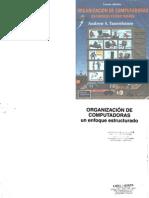 Andrew S. Tanenbaum - Organizaciones de Computadoras Un enfoque estructurado 4ta SCAN 2000 ESP.pdf