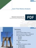TimeHistoryAnalysis-Szymanski
