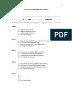 Protocolo PRUEBAS DE LAWSON..doc