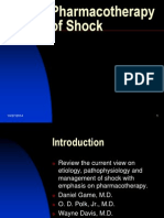 Pharmacotherapy of Shock.ppt