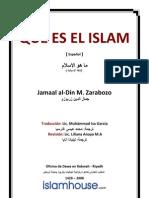QUÉ ES EL ISLAM