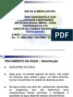 Apresentação slides tratamento de agua RESUMO.pdf
