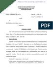 COAST v. OEC Order Granting Preliminary Injunction
