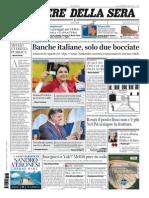 Il Corriere della Sera 27.10.2014