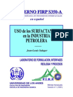Uso de Surfactatn