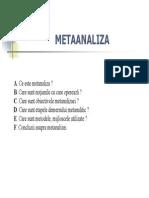 metanaliza