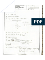 CEE 4490 - Assignment 2 Solution