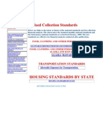 Irs Collection Standards for Living Expenses