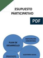 Presupuesto participativo.ppt