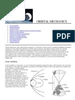Orbital Mechanics - Resumo.doc