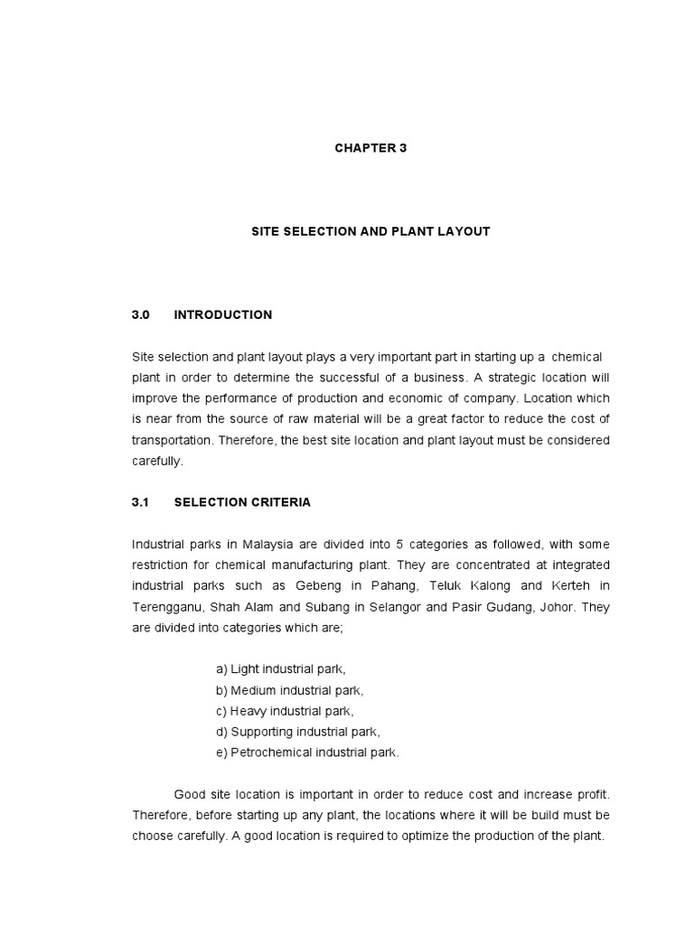 Chapter 3 Dp Latest | Sarawak | Malaysia