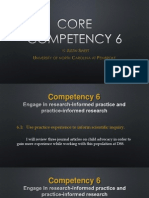 core competency 6