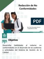 redaccindenoconformidades-121110215556-phpapp02.pptx