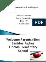 ece497 parent presentation