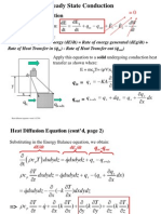 Heat Diffusion Equation