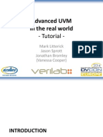 Verilab Dvcon Tutorial A