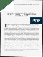 El orden alterno en algunas teorías de lo fantástico y el cuento cubano de la revolución - José Sardiñas.pdf