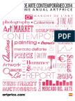 Informe ArtPrice de Arte Contemporáneo 2014